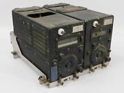 Western Electric Ft-226-a Arc-5 Rack + T-20 T-21 Wwii Radio Transmitters