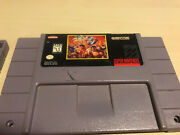 Super Nintendo Snes Final Fight 3 Game Cartridge Only + Free Shipping