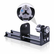 Rotary Axis Rotation Axis With Chucks For Co2 Laser Engraver Engraving Machine