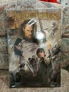 The Lord Of The Rings A 12 - Month 2005 Movie Poster Calendar Rare New, Sealed