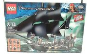 Lego Set 4184 The Black Pearl Pirates Of The Caribbean New Factory Sealed Ship