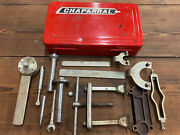 Extremely Rare Chaparral Tool Kit Collectible Snow Mobile Motorcycle Boat