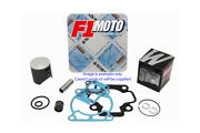 Top End Rebuild Kit Wossner 2 Ring Piston Prox Gaskets For Ktm 250 Sx 2017 - 202