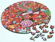 Wooden Jigsaw Puzzles-hundred Birds Paying Homage To The Phoenix 253 Truly