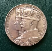 Coin/medal Vi Ma Ii Mcmx Stet Fortuna Domus 1910-1935 In Box