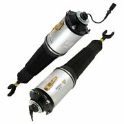 For Audi A8 And S8 2004-2010 D3 Arnott Front Left And Right Air Shock Strut Pair Csw