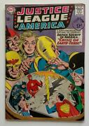 Justice League Of America 29 Dc 1964 Silver Age Issue.