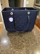 Nwt Bogg Bag You Navy Me Crazy Bogg Tote - Large