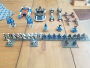 Lego Star Wars Clone Trooper Minifigures Lot With Ships - Many Customs