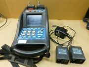 Transmation Quick Cal Tm-190 Automated Pressure Calibrator Modules Power Cord