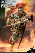 Iqo Model Wwii 1945 1/6 Battle Of Okinawa 91004 Collectible Solider Action Figur