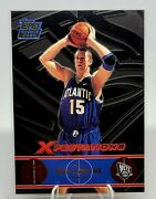 🔥🔥🔥2001-02 Topps Xpectations Brian White Mamba Scalabrine Rookie Card 🔥🔥🔥