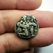 Ancient Thrace Islands Off Thasos Ar Stater. Ca 460 Bc. Rare