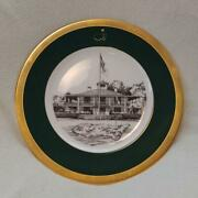 1996 Masters Limited Edition Plate 10 27.5cm/10.83in. Lenox New From Japan F/s
