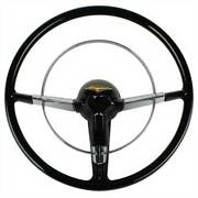 1955-1956 Chevy Bel Air Steering Wheel 15 With Horn Ring 57-159995-1