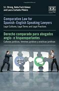 Comparative Law For Spanish-english Speaking Lawyers Legal Cultures, Legal Term