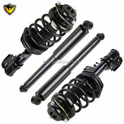 For Nissan Pathfinder 1998 1999 Front Rear Strut Spring And Shocks Csw