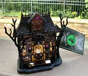 Bath And Body Works Wallflower Plug-in Halloween Haunted House Projector In Hand