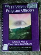 111 Visionary Program Officers A Who's Who Of Progressive Foundations