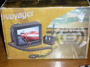 Voyager Digital Observation System With Wisight Backup Wireless Camera Wvos511