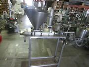 Volumetric Pneumatic Depositor/filler_great Deal_hard-to-find_only4serious