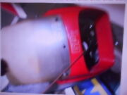 Old Car Kawasaki Gpz250 Cowl Body Only Used Parts