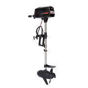 Used Hangkai 8hp 48v Electric Boat Engine Brushless Outboard Trolling Motor