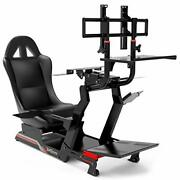 Racing Simulator Cockpit With All Accessories For Logitech G27g29g920simagic