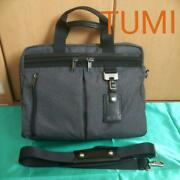 Article Tumi Computer Briefcase Business Bags
