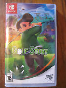 Golf Story Nintendo Switch Limited Run Games Lrg 15 Rare Out Of Print
