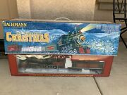 Bachmann Big Haulers The Night Before Christmas Train Set Large G Scale 90037