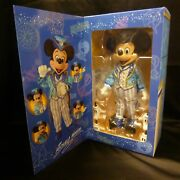Medicom Toy Action Figure Tokyo Disney Sea 15th Anniversary Costume Micky Mouse