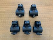 Roland V Drum T Clamps Set Of 5 For Mds Rack, 1.5 Td11 17 25