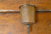 Vintage Copper Coleman Lamp And Stove No. 0 Filtering Funnel - Wichita Kansas