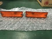 New Ae86 Levin Previous Term External Product Bumper Turn Signal Lamp