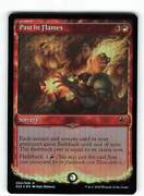 Mtg Signature Spellbook Chandra Ss3 【en】 In The Flame Past / Past In Fl...