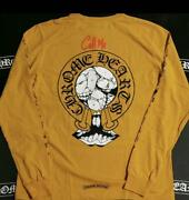 Chrome Hearts Sold Out Large Yellow Matty Boy