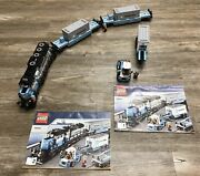 Lego 10219 Maersk Train. Rare 100 Complete With Instructions.
