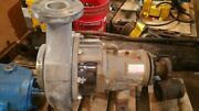 Durco / Flowserve - Mk3 Pump - 2k4x3-13 Used - Ansi 3a-alloy A494 Used 60-70 Ni
