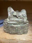 Small Multicam/ocp Tactical Vest. In Great Shape