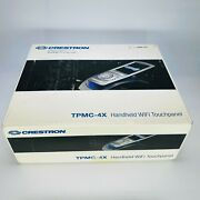 Crestron Tpmc-4x Isys I/o® Handheld Wifi Touchpanel - New