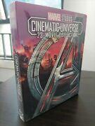 Marvel 23 Movie Collection Blu-ray 8-disc Set
