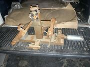 Harley Motorcycle Frame Jig And Neck Jig For Choppers