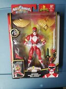 Power Rangers Megaforce Armored Mighty Morphin Red Ranger 20th Anniversary
