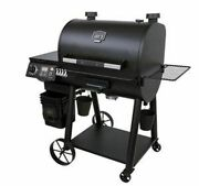 Brand New Oklahoma Joeand039s Rider Deluxe Pellet Grill In Black