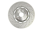 Mercedes-benz S Coupe C217 Amg Front Brake Disc A2224212612 New Genuine
