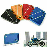 Motorcycle Front Brake Reservoir Cover Cap For Bmw G310r G310gs 4 Colors Avail