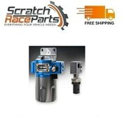 Injector Dynamics Fuel Filter Sae -8 O-ring Barb Id F750 Fits All Known Fuels