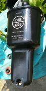 Vintage Par Aide Black Deluxe Golf Ball Washer St. Paul Mn Works Great Man Cave