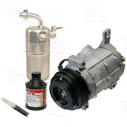 A/c Replacement Kit-complete A/c Kit Front 4 Seasons 4138nk